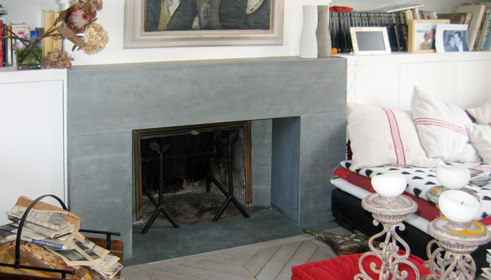 decoration zinc. Black Bedroom Furniture Sets. Home Design Ideas